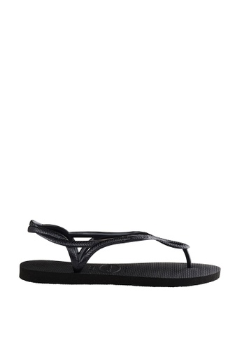 a4931a0a8e34de Shop Havaianas Luna 17 Slippers Online on ZALORA Philippines