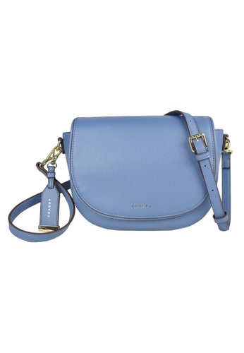 Tracey Star blue Tracey Star Half Moon Sling Bag 35DF8ACFE57928GS_1