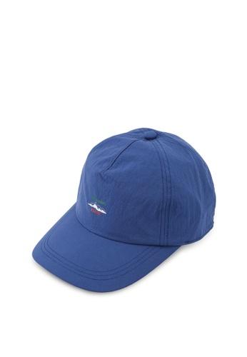 niko and ... blue Casual Cap 3F1F4ACF64C5B5GS_1