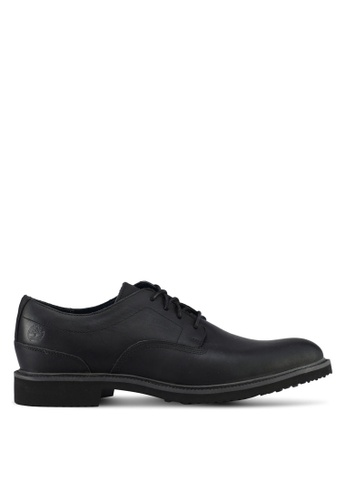 Timberland black Brook Park Light Oxford Shoes 21356SHE4C10FBGS_1