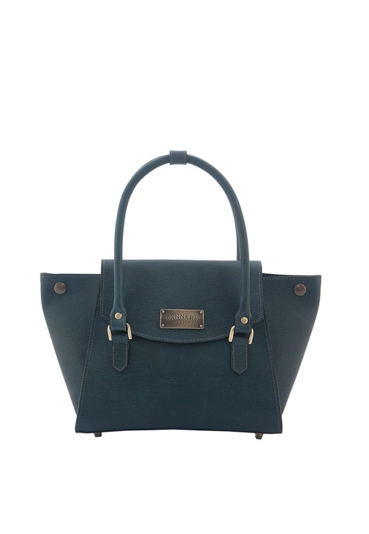 Khloe, Genuine Leather Tippy Lizard Shoulder Bag
