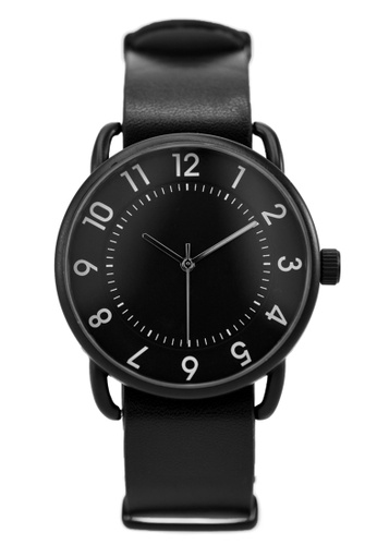 LEUPP black Imako Watch 9637AAC94BD0C1GS_1