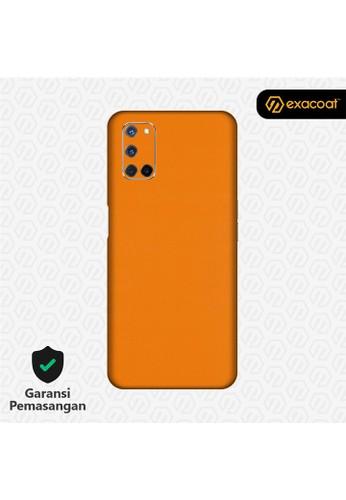 Exacoat Oppo A52 / A92 3M Skins True Colors - Pumpkin Orange 91BA1ESED068F4GS_1