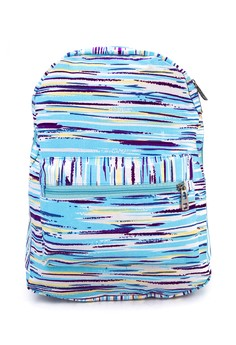 Lucy Stripes Backpack