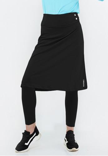Corenation Active black Selena Rok Legging - Black BB806AA88158C9GS_1