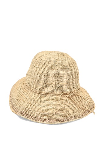 niko and ... brown Casual Hat CFE57ACAD9278CGS_1
