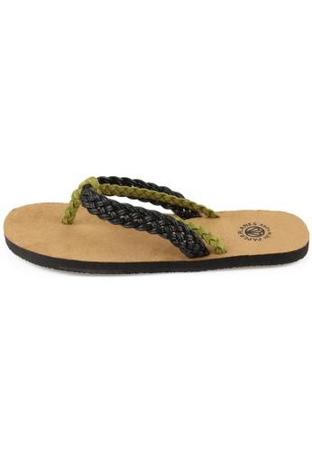 paperplanes Paperplanes-1154-1 Fashion Simple Twisted Flip-Flop Sandals Shoes US Women Size PA110SH05ZWKHK_1