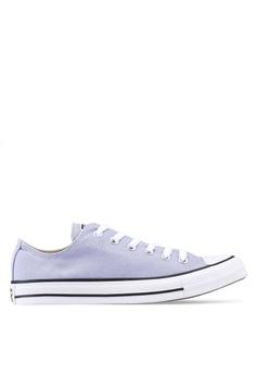 f4f8345d71a9 Converse purple Chuck Taylor All Star Ox Shoes 3C0ECSH686E280GS 1