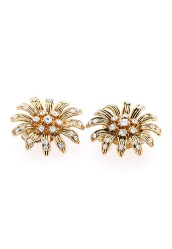 1901 Jewelry white 1901 Jewelry Flower Clip 2244 19910AC43NWAID_1