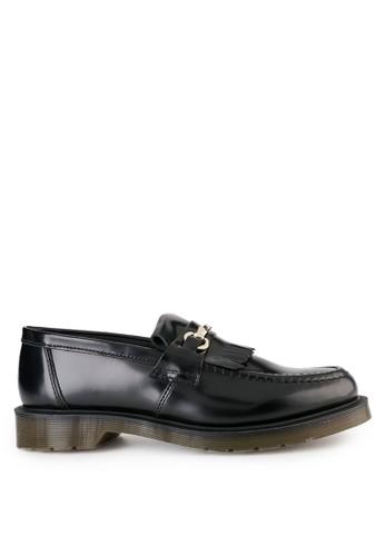 Dr. Martens black Snaffle Loafer 357FFSH1991B52GS_1
