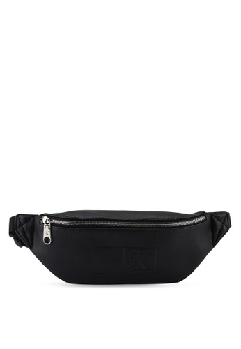 Calvin Klein black Streetpack - Calvin Klein Jeans Accessories 77643ACBD5B9ADGS_1