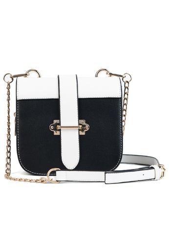 Lara black Women's Trendy Crossbody Bag 4CE84AC991BBAAGS_1