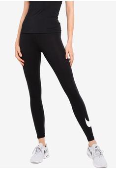 ae5cbaa14a6f7 Nike black As Women's Nsw Club Logo2 Leggings 41C76AA8A09726GS_1