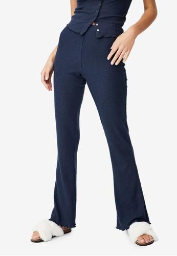 Cotton On Body blue Super Soft Bed Pants E4885AA6267C52GS_1
