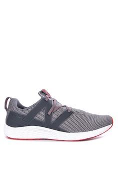 a8f70df013467 New Balance grey Fresh Foam Vero Sport Sneakers 2D90ASH72085DDGS_1