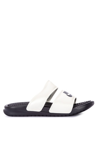 1bf448a11e53 Shop Nike Nike Benassi Duo Ultra Slide Sandals Online on ZALORA ...