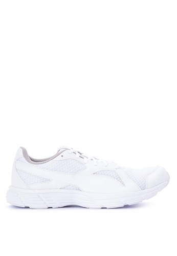 Puma white Axis V4 Grid Training Shoes PU758SH0KIZVPH_1