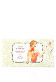Mother Nature 04 Nail Decal
