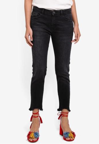 ESPRIT black Denim Length Service Jeans AC1F4AA0604FF1GS_1