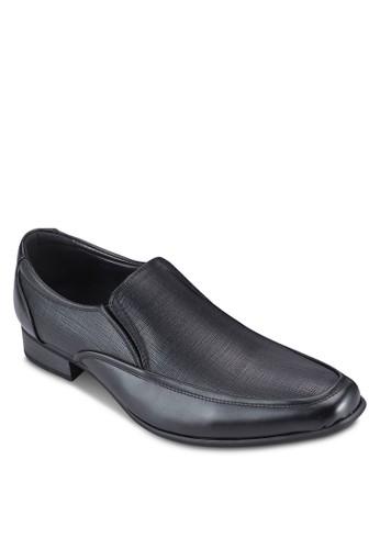 方頭懶人商務皮鞋esprit香港門市, 鞋, 鞋