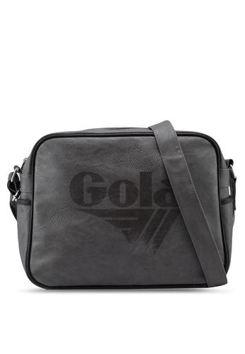 Gola black and grey Redford 68 Bag 9D27BAC258115BGS_1