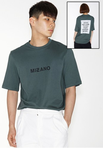 Love City Milano 短袖上esprit地址衣, 服飾, 上衣