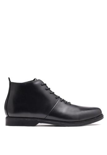 Brodo black BRODO - Sepatu Pria Signore E+ Parang Jati Full Black 2A825SHE888F11GS_1