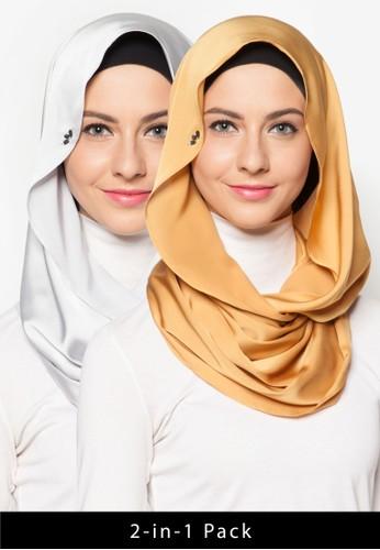 二入緞感頭巾esprit暢貨中心, 飾品配件, 飾品配件