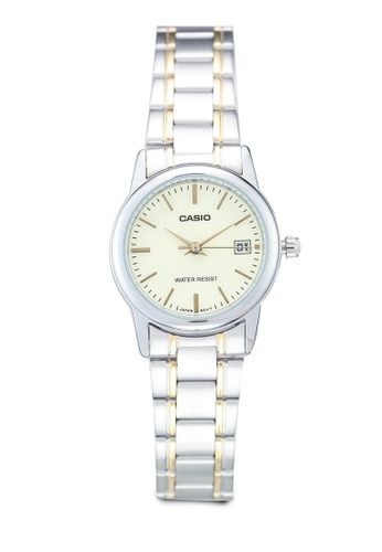 53112b85c64 Shop Casio Casio LTP-V002SG-9AUDF Watch Online on ZALORA Philippines