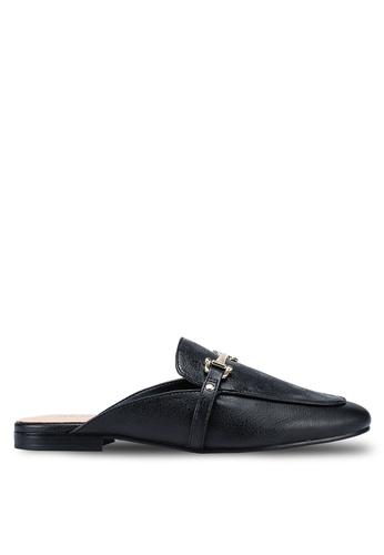ALDO 黑色 懶人樂福鞋 FC3D9SH78237B5GS_1