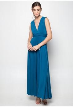 Vivian Maxi Infinity Dress
