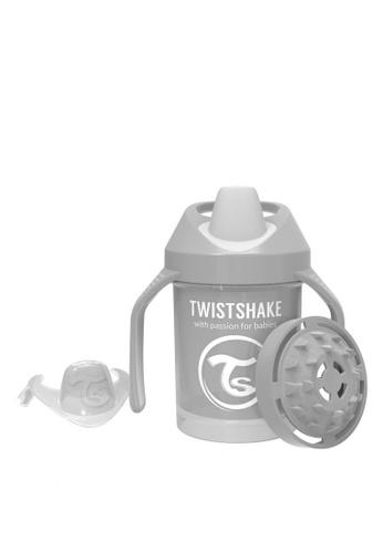 Twistshake Twistshake Mini Cup 230ml 4+M Pastel Grey 46000ES0E47309GS_1