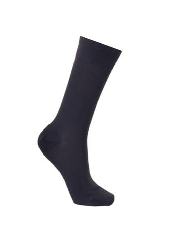 Biosil grey Biosil Men Sock Business Sebetis Polos Anti Bacteria FA632AAF2307AFGS_1
