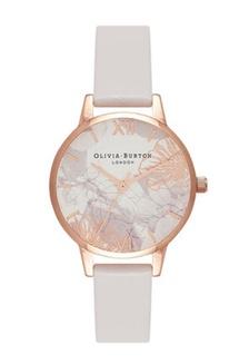 9160df96e61c1 Olivia Burton ABSTRACT FLORALS Blush 30 mm Women s Watch 023CDAC4F5DC9DGS 1
