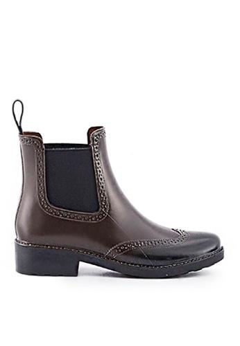 Twenty Eight Shoes 復古風格短雨靴MM8213 44C3FSHA1B6481GS_1