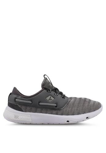 Sperry grey Sperry 7 Seas 3-Eye Mesh Active Sneakers 765BCSHFF94F8CGS_1