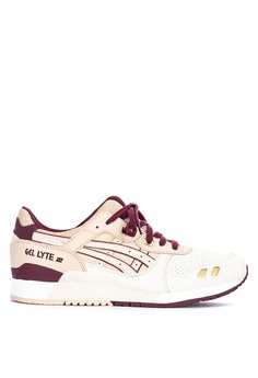 save off 9f223 3e00c ASICSTIGER pink Gel-Lyte III Sneakers DE13ESH9750A4AGS 1