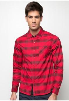 Checkered L/S Shirt