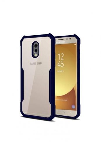MobileHub blue XUNDD Urban Armor Gear Case for Samsung Galaxy J7 Plus 49029ACC66387BGS_1