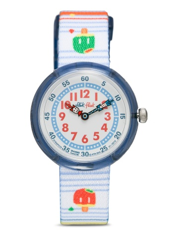 Flik Flak white Icy Party Watch F743FKC4EBB692GS_1