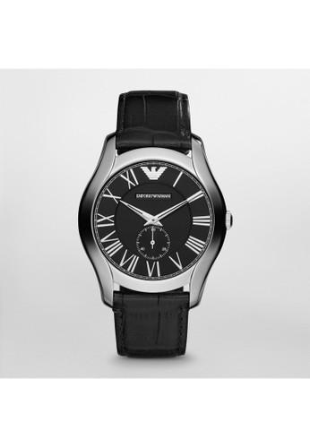 Empesprit 香港 outletorio Armani VALENTE紳士系列腕錶 AR1703, 錶類, 紳士錶