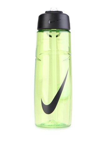 Nike green Nike T1 Flow Swoosh Water Bottle 24oz NI126AC49XOKID_1