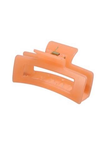 Glamorbit orange Orange Messy Hair Claw Clip 0BD9EAC910ADC0GS_1