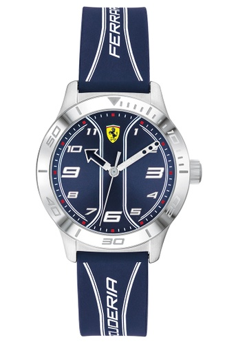 Scuderia Ferrari blue Scuderia Ferrari Academy Blue  Kid's Watch (810026) 9363AKC1ABC972GS_1