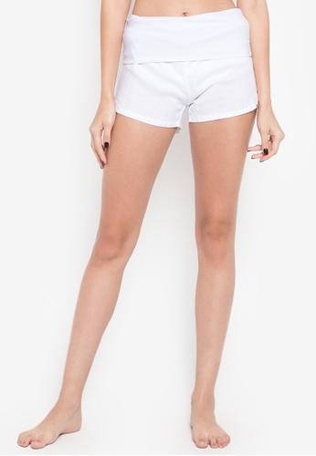 La Playa white Gaucho Shorts LA383AA0KNMCPH_1