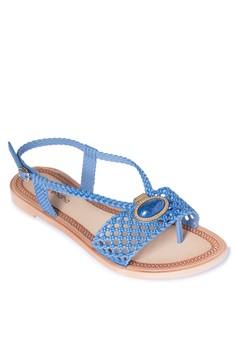 Tribale IV Sand Flat Sandals