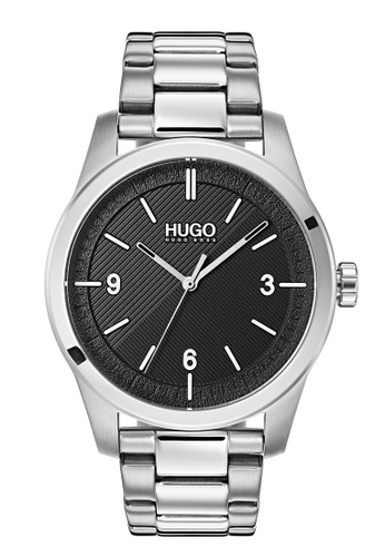 Hugo Boss black HUGO Create Black Men's Watch (1530016) 7E24AAC86C3C88GS_1