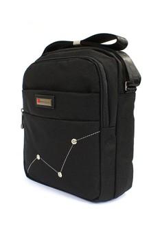 ca008954e6 54% OFF Polo Classic Polo Classic Sling Bag 6201-21 - Black Rp 393.000  SEKARANG Rp 179.000 Ukuran One Size