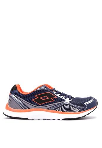 Lotto red Speedride III Running Shoes LO890SH71JGQPH_1