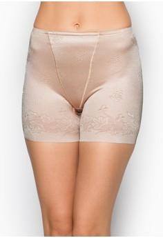 Seamless Femme Long-Legged Girdle